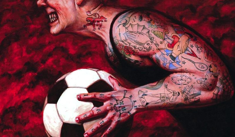 hasrat agama memilih klub sepak bola