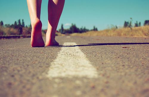 jalan kaki itu mengesankan