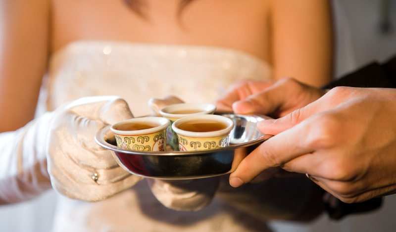 janji secangkir teh