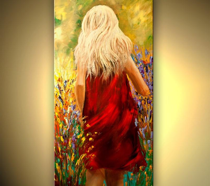 Semua Bunga Berwarna Merah Cerpen Terbaru Yetti A Ka