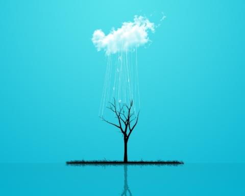 Hujan Biru; Puisi-Puisi Agung Setya (Banjarmasin)