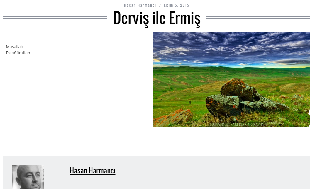 gambar untuk esai Barnando-Hasan Hermancı
