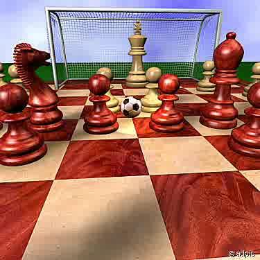 catur sepak bola 2