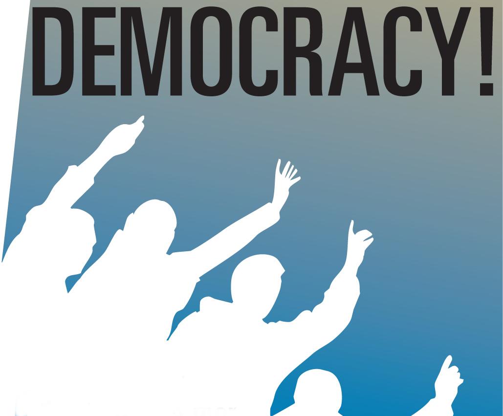 gambar untuk sepanjang usia demokrasi