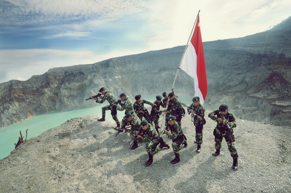 Anak Kolong Dan Sebaris Kisah Dari Dalam Barak Barak Militer