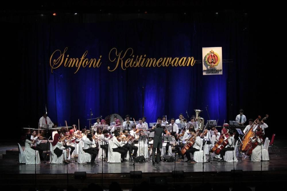 Simfoni Keistimewaan; Pertunjukan Musik Jawa Berbalut Orkestra
