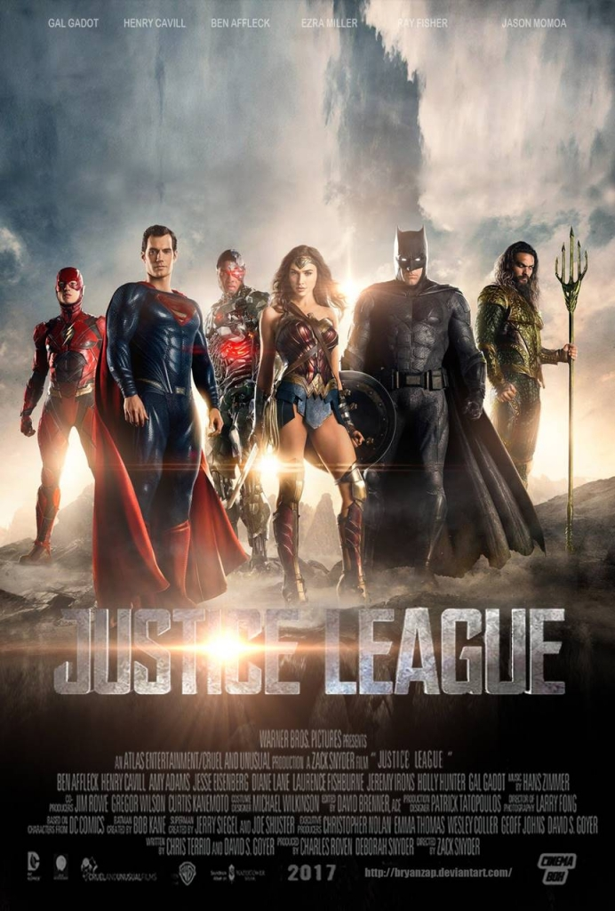 Menghakimi Justice League (2017); Film Propaganda Agar Tak Terpecah Belah