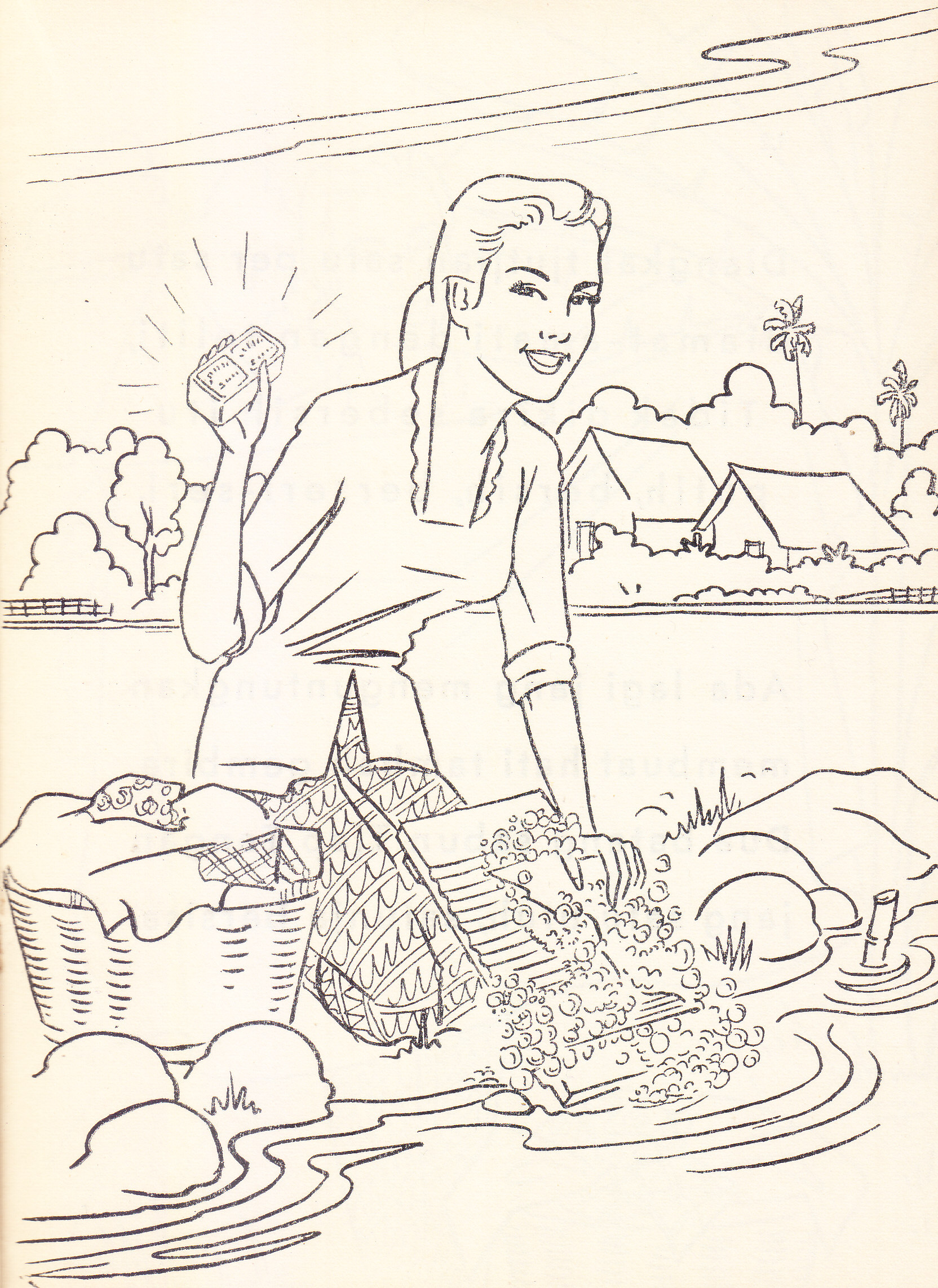Pencuci Tangan Dan Mesin BASABASI CO