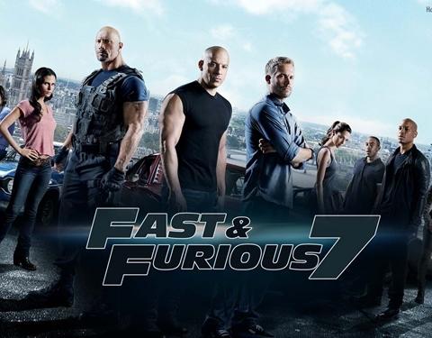 Belajar Gila pada Fast and Furious 7