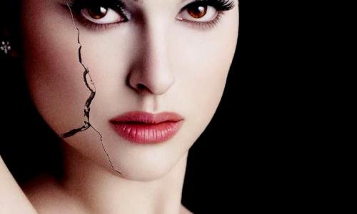 label kecantikan wanita cantik