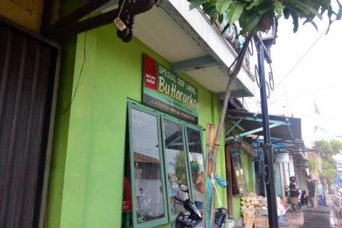 Sop Empal Muntilan Bu Haryoko Menyatukan Lidah Jawa dan Tionghoa
