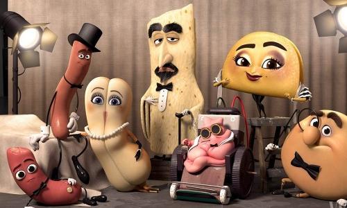 Mencari Keabadian dalam Supermarket; Review Film Sausage Party (2016)