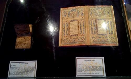 Manuskrip Nusantara Saat Ini, Terlupakan oleh Orang-Orang Modern