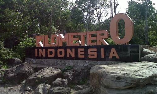 Lanskap Cerita dari Kilometer Nol di Ujung Barat Indonesia