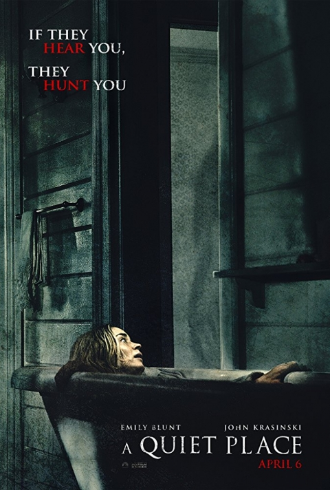 Sssttt…; Review Film A Quiet Place (2018)