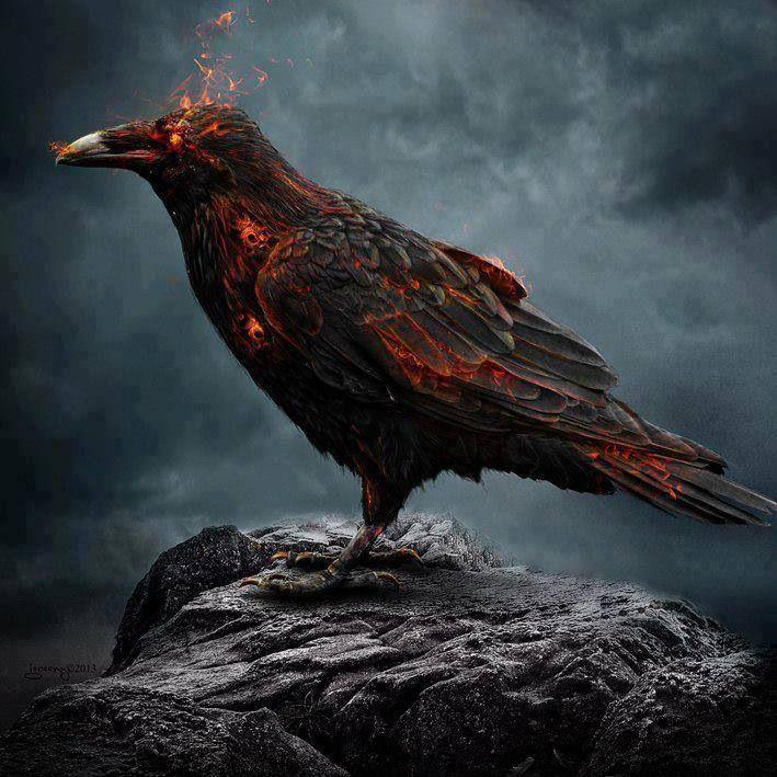 Riwayat Gagak, Kematian Seorang Lelaki dan Kesucian Iblis ...